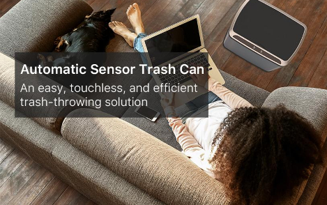 10 Best Motion Sensor Trash Cans to Buy In 2021 – Buying Guide