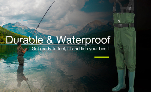 10 Best Hunting and Fishing Chest Waders for Men – Buying Guide