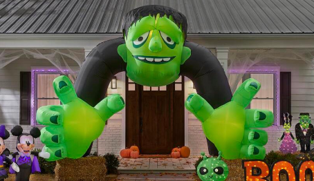 Best Inflatable Halloween Archway For 2021