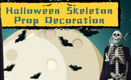 10 Best Life Size Halloween Skeletons to Make Your Event Spooky
